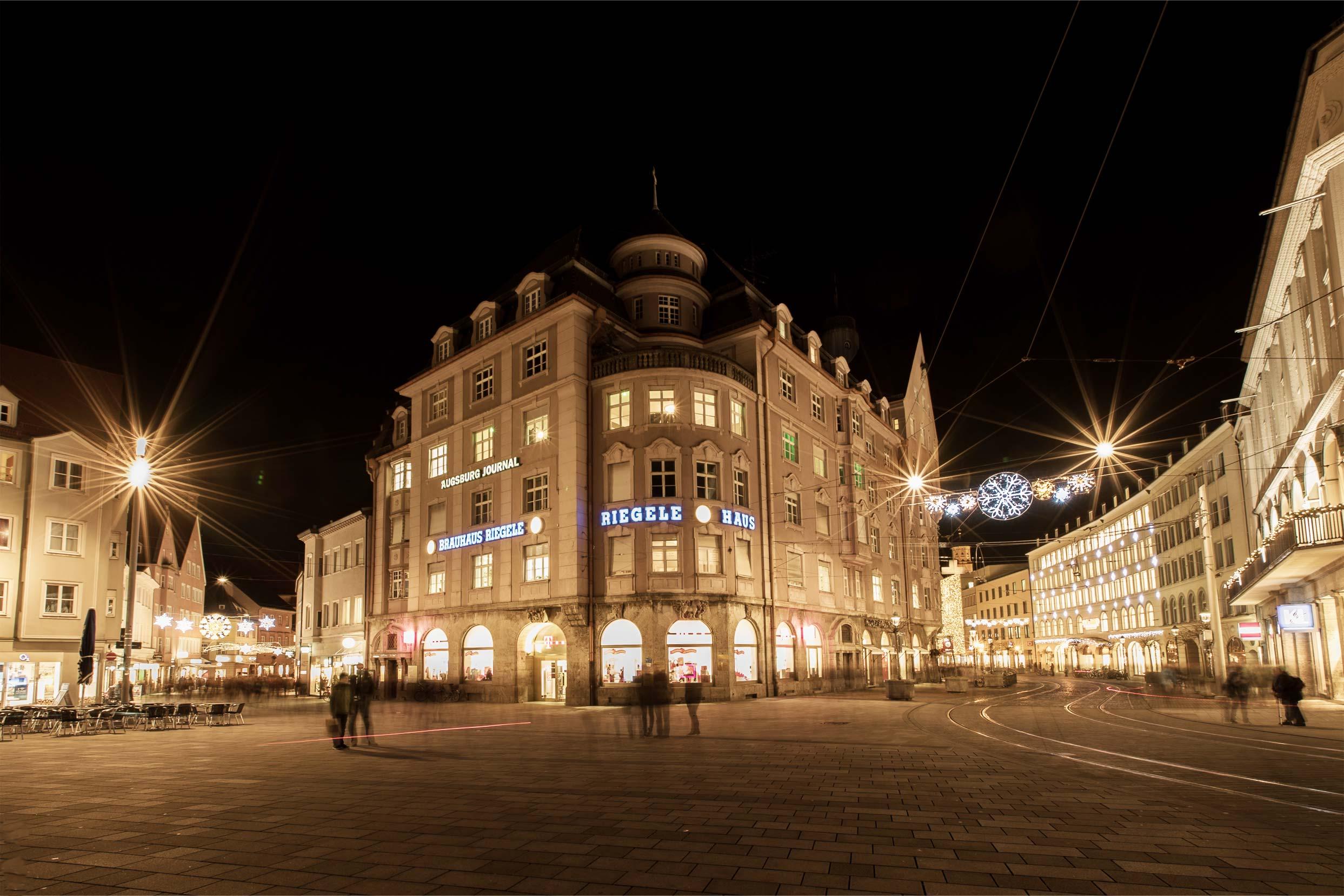 Der Beleuchter - Lichtkonzepte für Städte und Kommunen